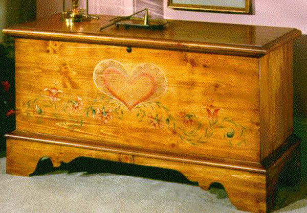 recalled cedar chest from the lane furniture company